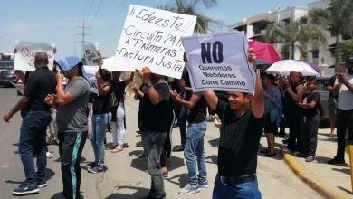 Photo of Residentes de Palmera Oriental reiteran protesta a Edeeste