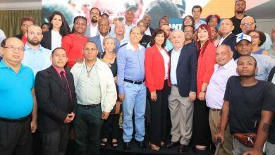 Photo of Coalición Democrática presenta a Antonio Taveras Guzmán como candidato a senador por la provincia Santo Domingo
