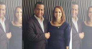 Carlos Martínez y Karen Ricardo