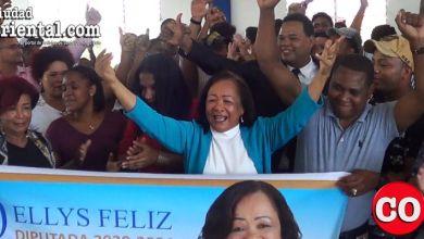 """Photo of Entrada frontal de Dellis Féliz a carrera por diputación da """"nuevo sabor"""" a la contienda electoral en la Circ. 2 SDE"""