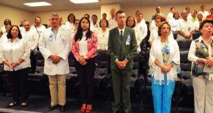 Fue realizada una misa por el trigésimo sexto aniversario de existencia del Voluntariado.