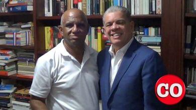 Robert Vargas y Carlos Amarante Baret