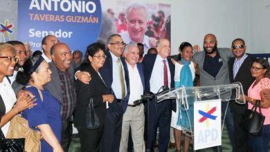 Photo of APD apoya candidatura a senador de Antonio Taveras Guzmán