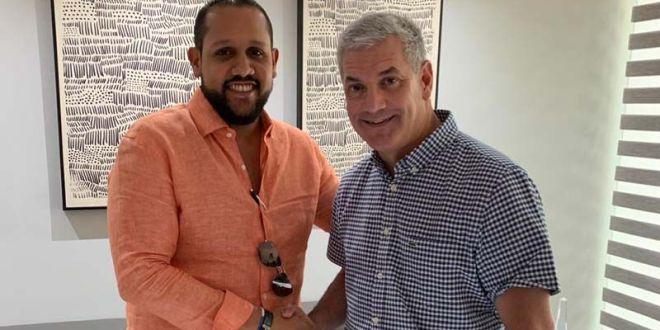 Leonardo Grisanty y Gonzalo Castillo