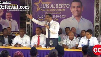 Photo of Luis Alberto Tejeda lanza veladas y demoledoras críticas; aprovecha para mostrar su puño en la Cir. 3 + Vídeo