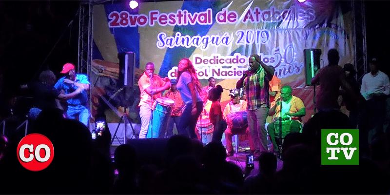 28vo. Festival de Atabales Sainaguá 2019
