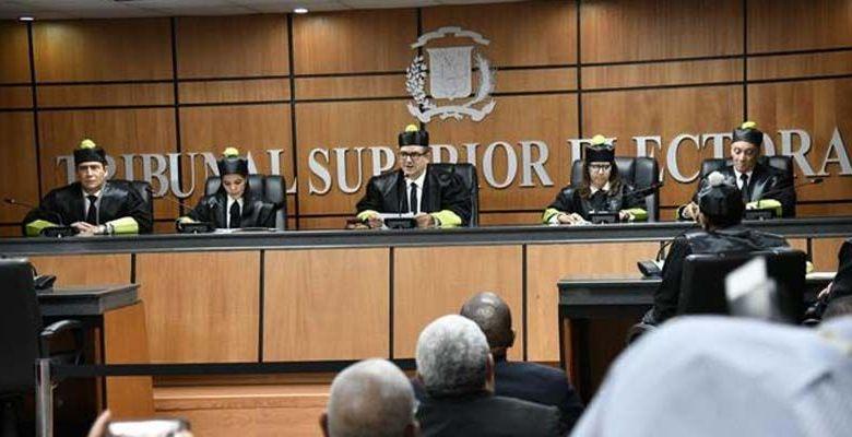 Jueces del Tribunal Superior Electoral