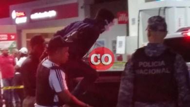 Este presunto asaltante murió tiroteado durante un supuesto intento de fuga en el hospital Dr. Darío Contreras