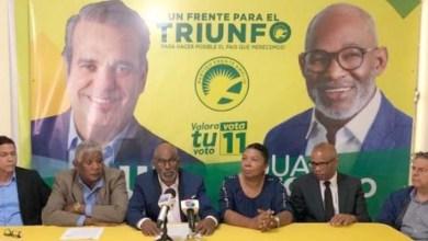 Photo of Frente Amplio: Sabotaje del proceso electoral no evitará derrota del PLD-Gobierno