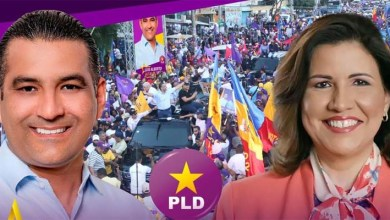 Photo of El PLD en SDE va a las calles este sábado con Luis Alberto y Margarita