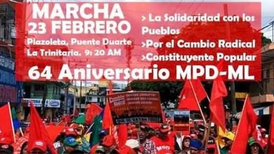 Photo of Harán marcha contra el fraude electoral y por un cambio radical