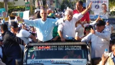 """Photo of Manuel Jiménez moviliza a miles de personas y anuncia no acepta """"ni una trampa más"""""""