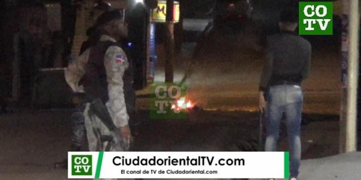 Policías y militares incursionan en Los Tres Brazos