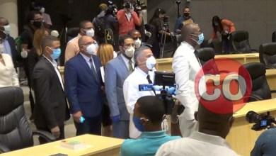 Photo of Manuel Jiménez llega a tomar posesión en la Sala Capitular del ASDE donde no había ni un regidor + Vídeo