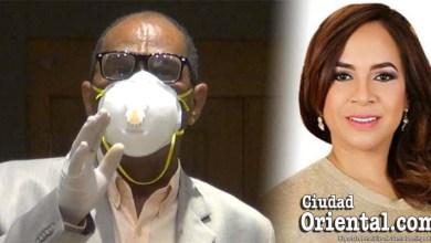 """Photo of Se """"quilló"""" Abel Matos con Karen Ricardo por esta denunciar que MJ usa el Palacio Municipal como comando de campaña del PRM"""