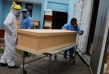 "Photo of El ""epicentro"" del coronavirus se desplaza a América"