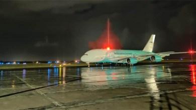 Photo of El IDAC informa el arribo del avión más grande del mundo transportando materiales para combatir el COVID-19