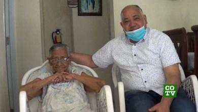 """Photo of """"Un regalo de la vida"""": La madre del empresario Joaquín Hilario celebra su natalicio número 100"""