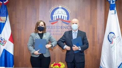 Photo of Digepep y el Instituto de Educación Superior, CEF Santo Domingo, firman convenio de colaboración