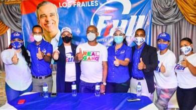 """Photo of Movimiento """"Full con Luis"""" juramenta equipo de Los Frailes"""