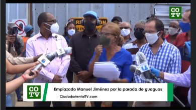 """Photo of A Manuel Jiménez le dan de beber """"una cucharada de su propia medicina"""" + Vídeo"""