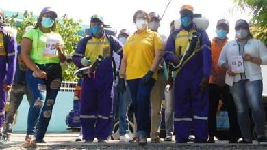 Photo of Jacinta Estévez sigue marcha indetenible hacia la diputación