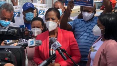 Photo of Candidata a Diputada por la C1 de SDE denuncia trama y alteraciones en las actas