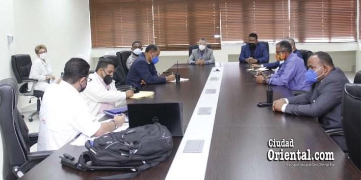 El alcalde Manuel Jiménez encabeza el Comité Municipal de Emergencia