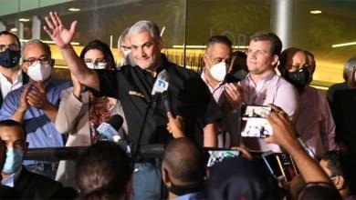 Photo of Gonzalo Castillo felicita a Luis Abinader como virtual ganador de las elecciones