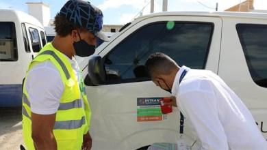 Photo of Intrant inicia proceso rotulación transporte privado