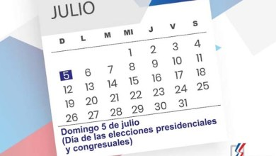 Photo of Ministerio de Trabajo informa domingo 05 de julio es feriado