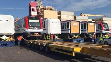 Photo of Llegarán al país mañana, seis nuevos vagones para el Metro de Santo Domingo.