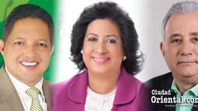 Photo of Cristina Lizardo, Antonio Taveras y Perfecto Acosta: las tres opciones para la senaduría provincia SDE