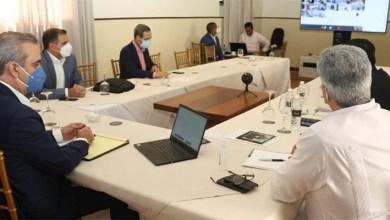 Photo of Presidente electo y su equipo técnico sostienen reunión con representantes del Banco Mundial