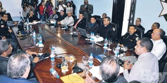 Consejo Superior de la PN/Foto del periódico Hoy