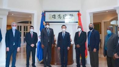Photo of Diputados expresan apoyo a relaciones con China durante visita al embajador de ese país en RD