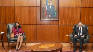 Photo of Presidente SCJ y titular Conani se reúnen para dialogar sobre el acceso a Justicia de NNA
