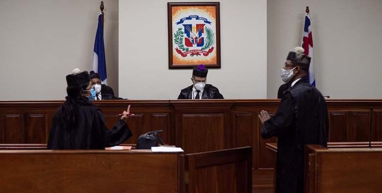 Audiencial judicial presencial.