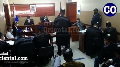 Edward Valdez Márquez, el ex esposo de Suleika Flores Guzmán, al ser interpelado.