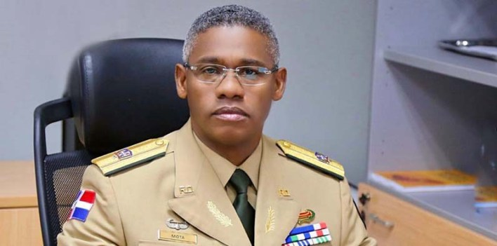 General de brigada, Vicente Mota Medina, ERD, director Sistema 9-1-1