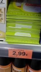 Redondeado queda en tres euros este producto cuya utilidad es dudosa.