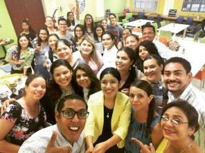 Foto: Cortesía. Charla emprendimientos de pesos. Centro Innovación, UCA