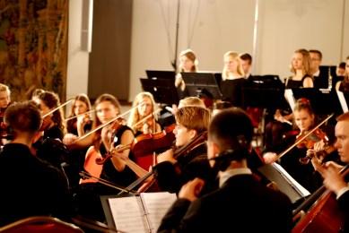 Nacionalinės M. K. Čiurlionio menų gimnazijos orkestras