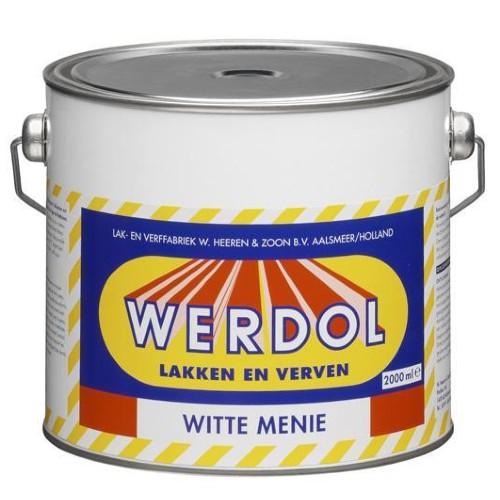 Werdol Witte Menie Harlingen Lauwersoog