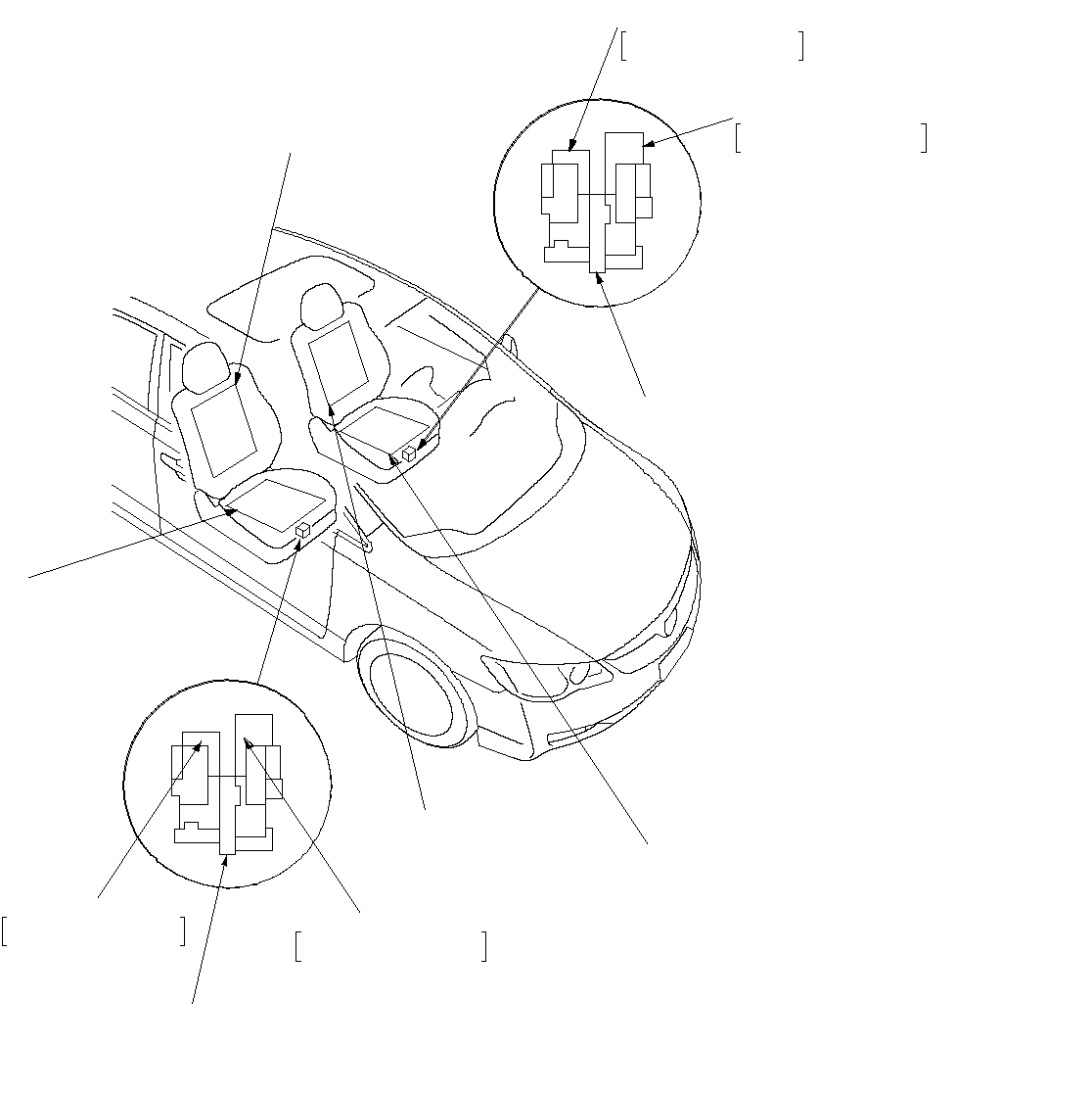 Seat Heaters Component Location Index