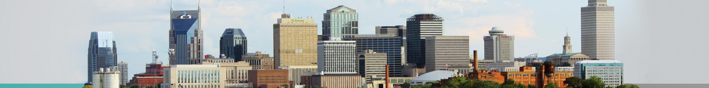 CivicHealth Nashville Skyline Banner
