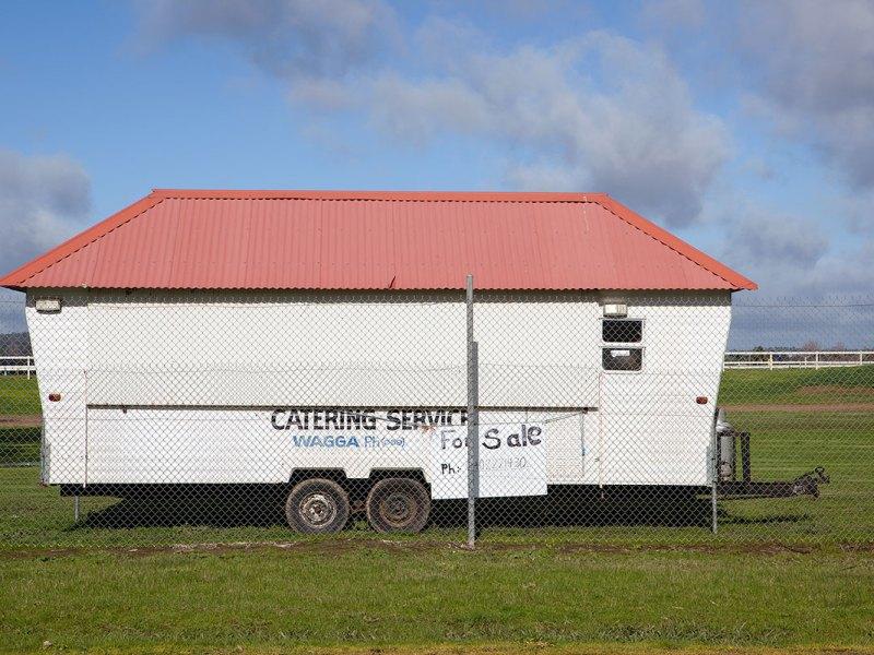 Murrumbidgee Catering Van