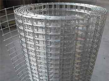 Welded Wire Fabrics Used in RCC