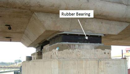 Bearing in Bridge