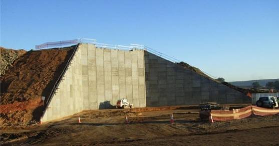 Reinforced Earth Walls - Types of Retaining Wall